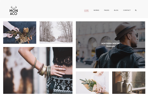 ZK Monaco – Beautiful Vintage Muilti-Concept Theme